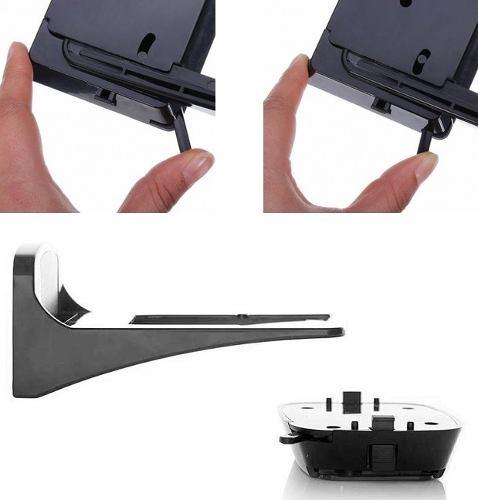Suporte De Parede Preto Para Kinect 2.0 Xbox One