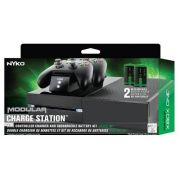Nyko Modular Charge Station Xbox One Carregador + 2 Baterias