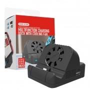 Adaptador Dock Station Hdmi Cooler USB Para Nintendo Switch