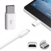 Adaptador USB Tipo Type C USB 3.1 Para Micro USB Conversor