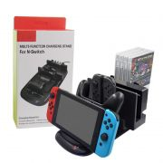 Base Multifuncional Carregador Nintendo Switch Dock Station