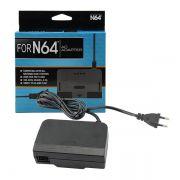 Fonte Nintendo 64 110-220v Bivolt N64 Ac Adaptador