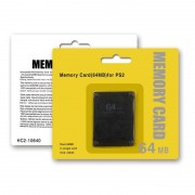 Memory Card 64 Mb Para Playstation 2 Ps2 Play 2 Sony