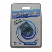Memory Card Nintendo Wii 512mb - 8172 Blocos - Game Cube