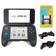 Suporte De Mão P/ Nintendo New 2DS XL Holder Stand Hand Grip