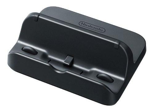 Carregador Base Gamepad Nintendo Wii U Cradle Stand Suporte