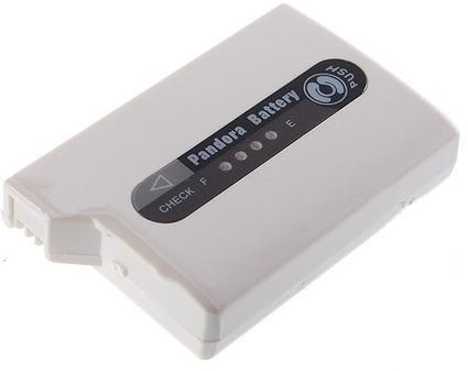 Bateria Desbloqueio Pandora E Bateria Normal Psp 2000