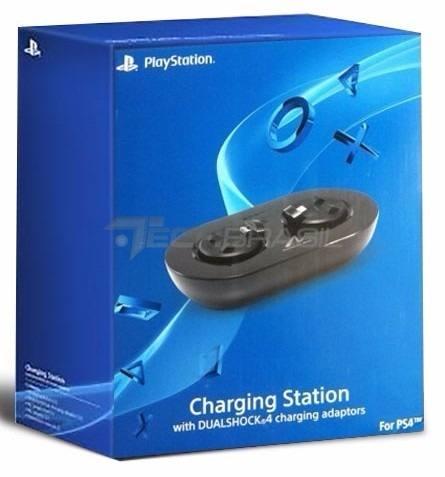 Carregador Controle Original Sony Ps4 Playstation 4 E Move