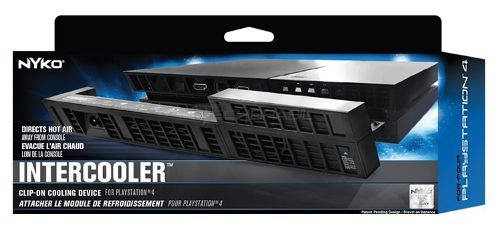 Nyko Intercooler Playstation Ps4 Cooler Ventilador Traseiro