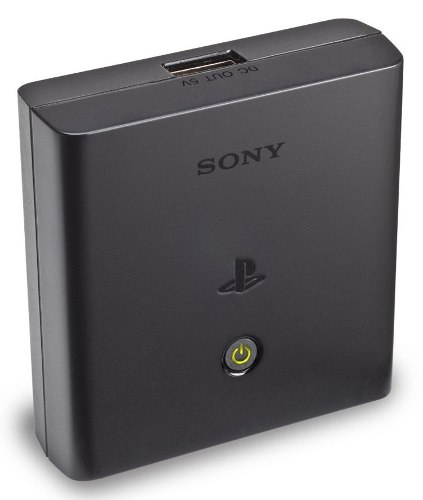 Carregador Portatil Ps Vita Original Sony - Bateria Externa