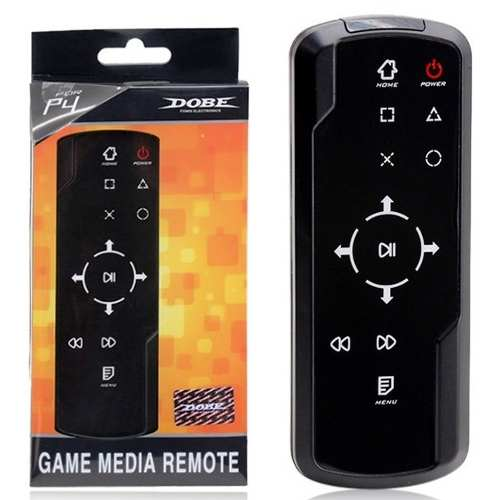 Controle Remoto Multimidia Bluetooth Playstation 4 Ps4 Dobe