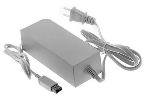Fonte De Energia 110v Original Nintendo Wii - Ac Adaptador