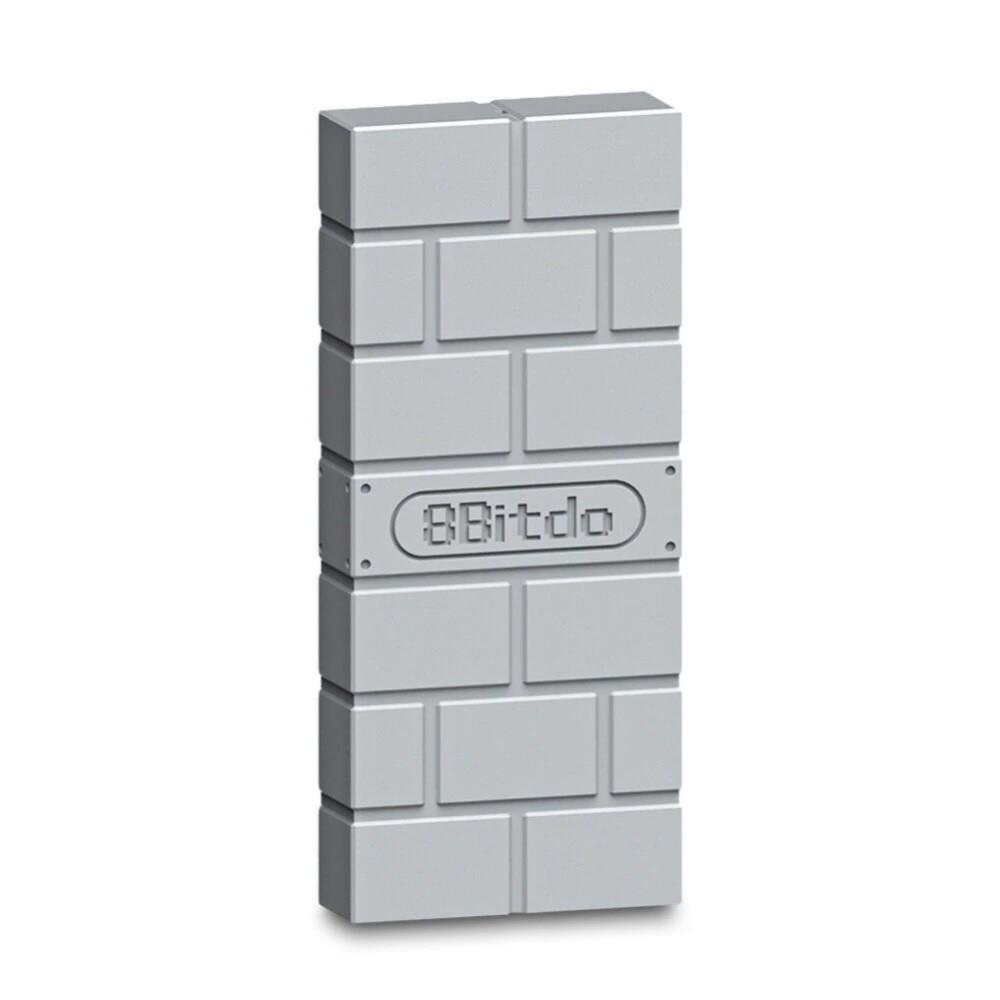 Adaptador De Controle 8bitdo P/ Switch Computador Mac Cinza