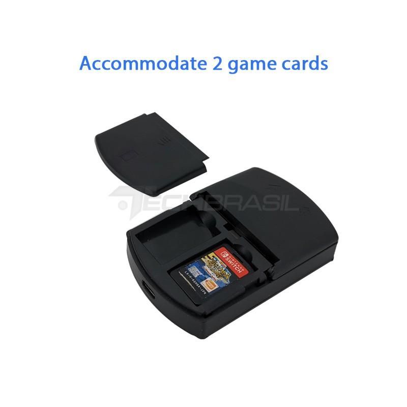 Base Mini Dock Station Carregador P/ Nintendo Switch / Lite