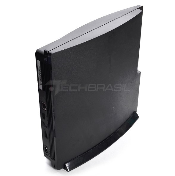 Base Suporte Stand Vertical Para Ps3 Playstation 3 Slim