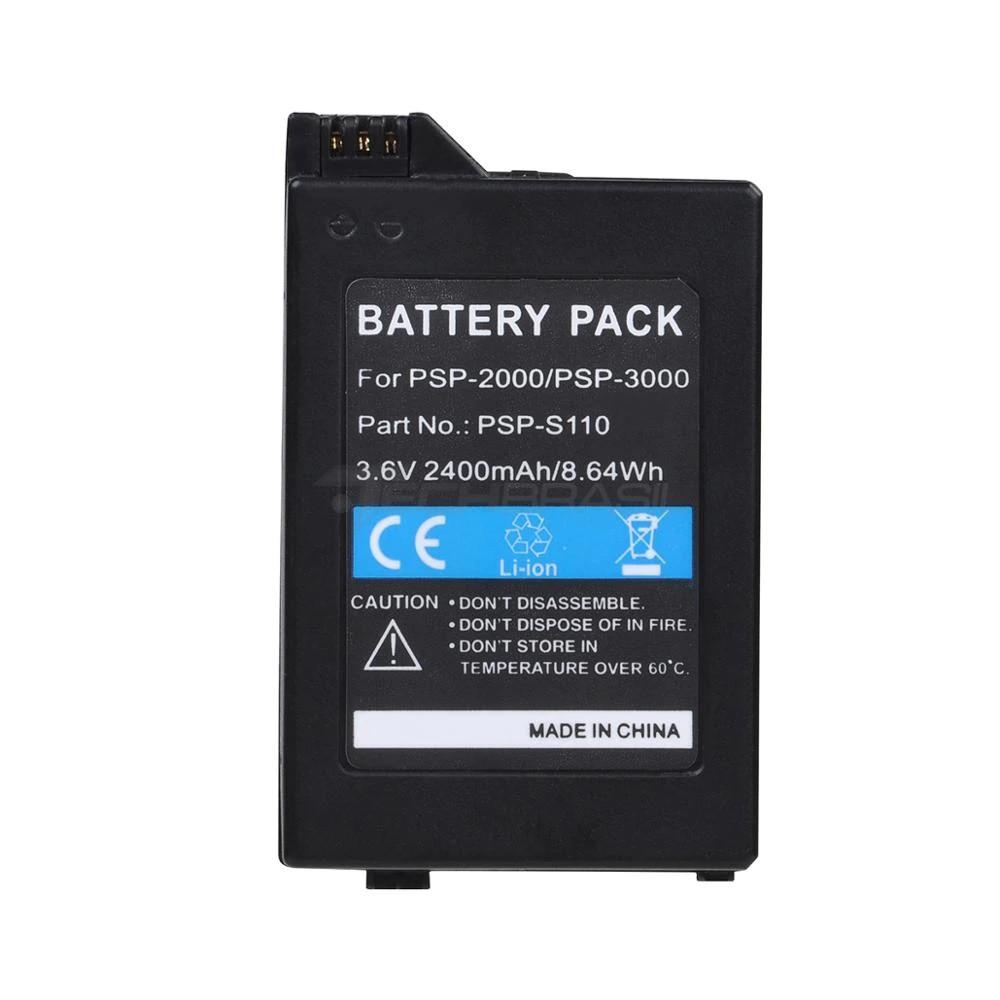 Batteria Para Sony Psp 2000 - Slim - 3000 De 2400mah