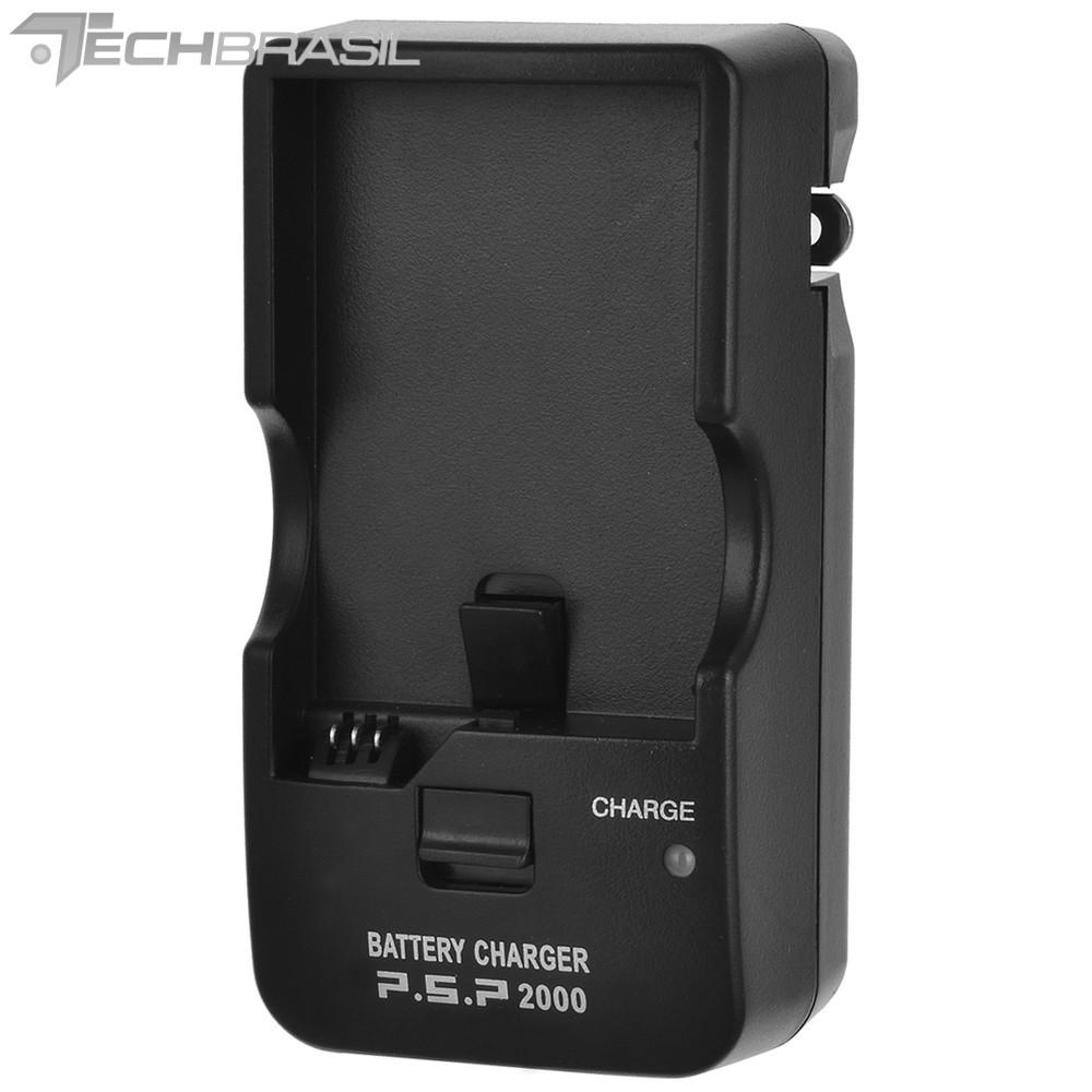 Carregador De Parede P/ Bateria Sony Psp - 1000 2000 3000