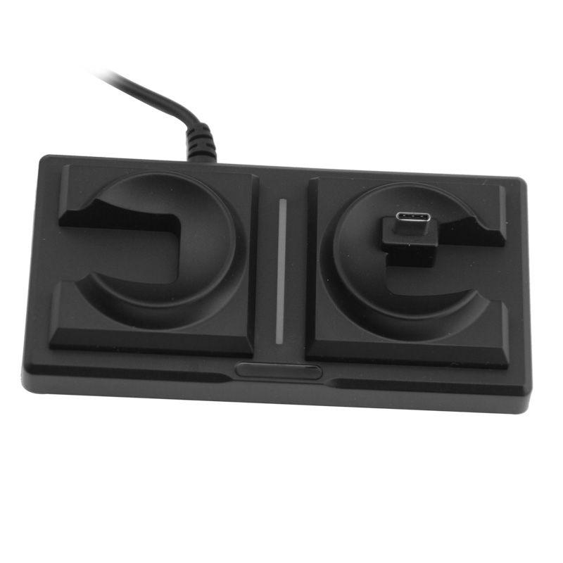 Carregador Duplo Pokebola Plus Nintendo Switch Base PokeBall