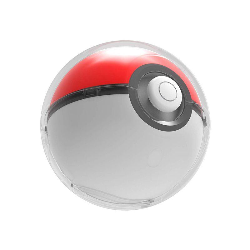 Case Acrílica Pokeball Plus Pokemon Nintendo Switch PokeBola