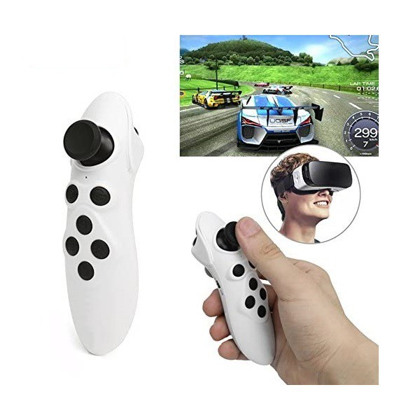 Controle Bluetooth Android Ios PC Gamepad Óculos Vr 3d