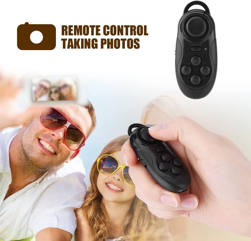 Controle Bluetooth Android Ios PC Óculos Vr Recarregável