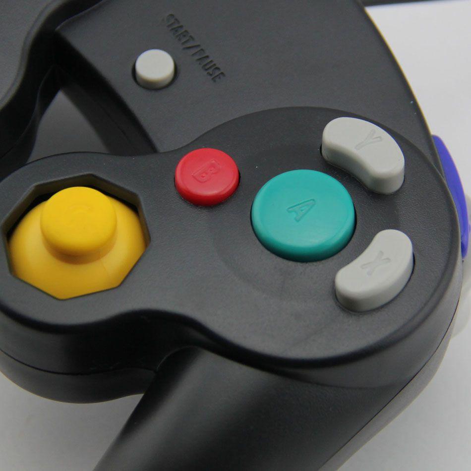 Controle Clássico Nintendo Wii, Wii U Game Cube Switch Preto