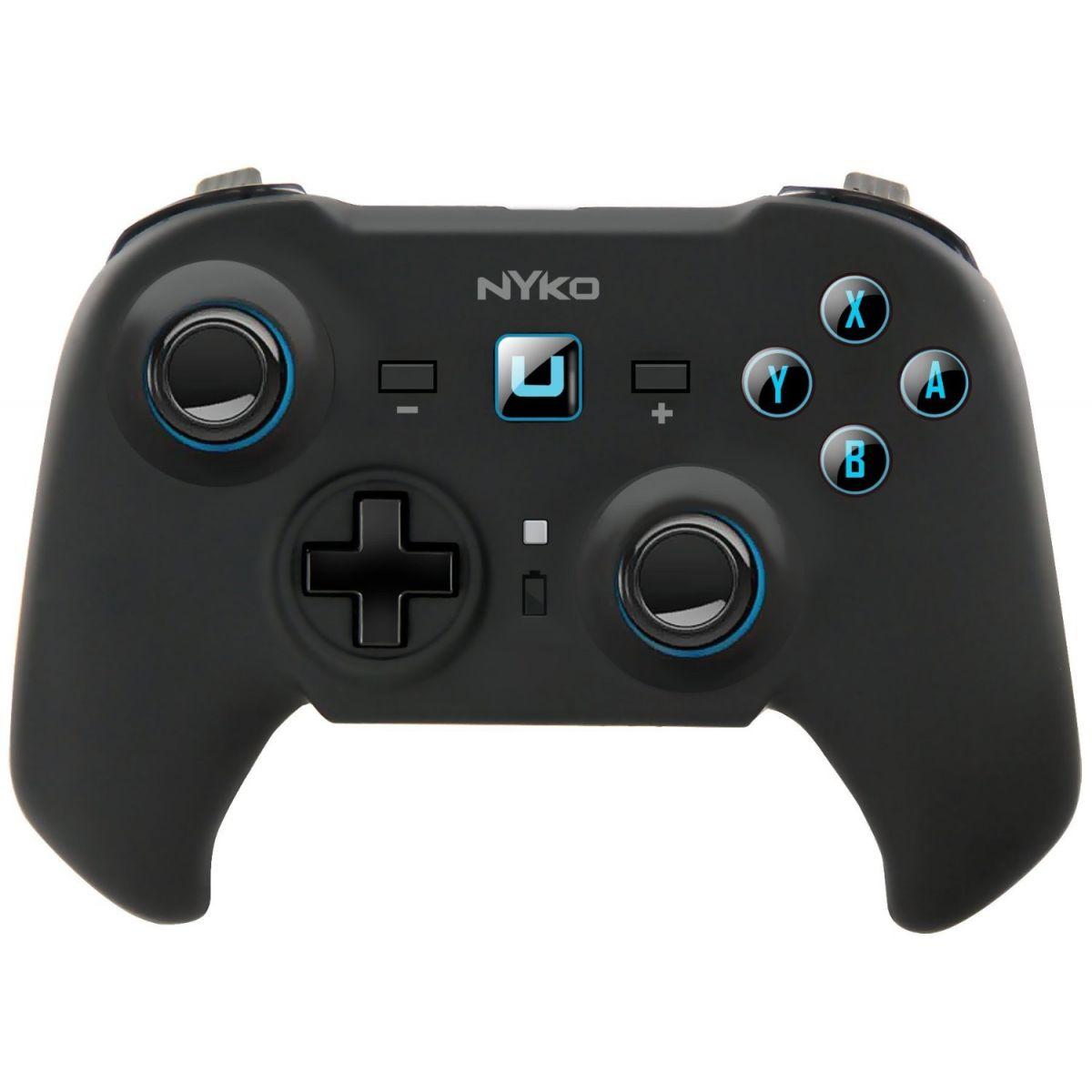 Controle Para Nintendo Wii U Pro Commander Nyko Controlador