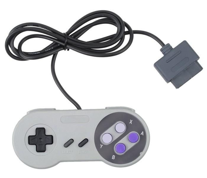 Controle Para Super Nintendo Joystick Snes