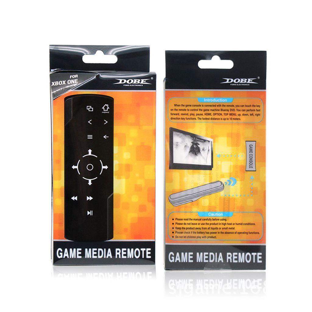 Controle Remoto Multimidia Xbox One Dobe Bluetooth Netflix