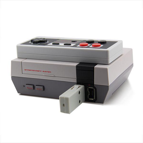 Controle Sem Fio Turbo Classic Mini Nintendo Nes Snes Wii Branco
