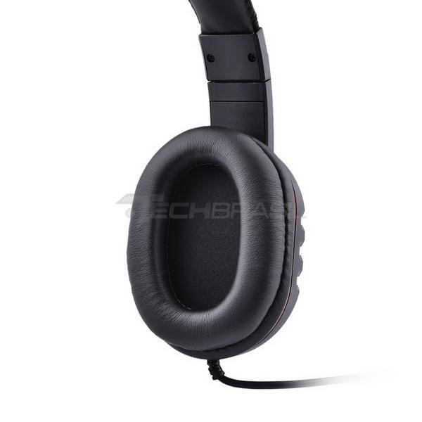 Fone Ouvido Headset Gamer 7.1 USB Microfone PC PS3 PS4 F11