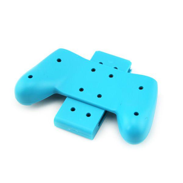 Grip Suporte De Controle Joy Con Nintendo Switch Case Azul