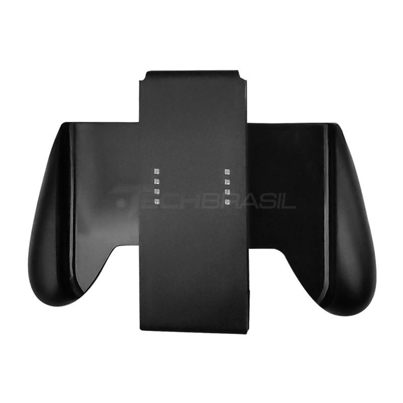 Grip Suporte De Controle Joy Con P/ Nintendo Switch Case