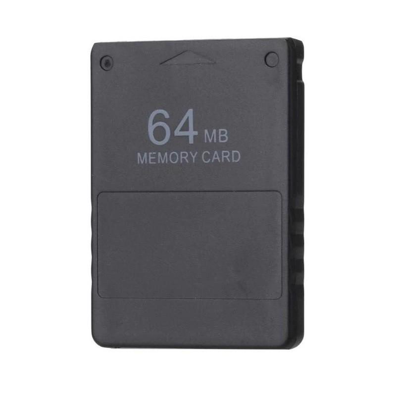 Memory Card 64 Mb Para Playstation 2 Ps2 Play 2 Sony