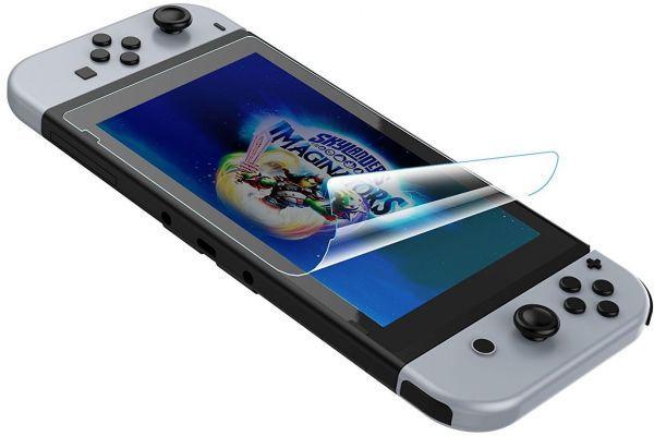 Película Protetora Film Para Tela Do Nintendo Switch