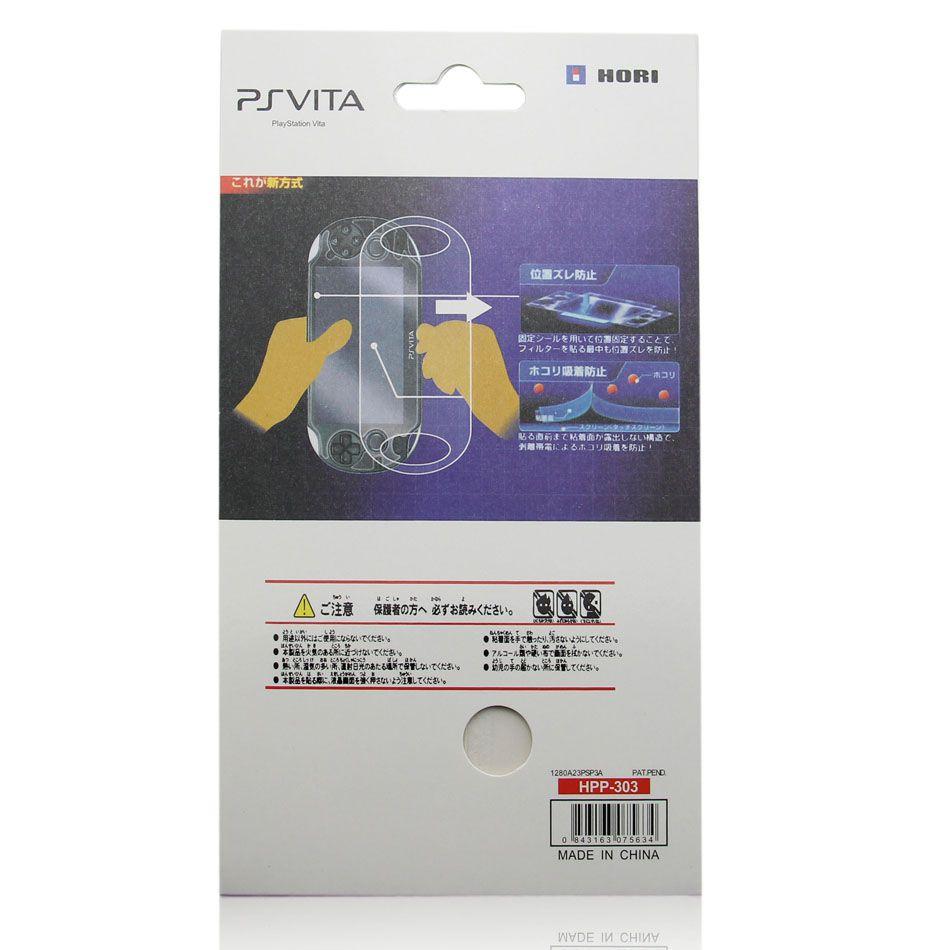 Película Protetora P/ Ps Vita 2000 Slim Sony Frente E Verso