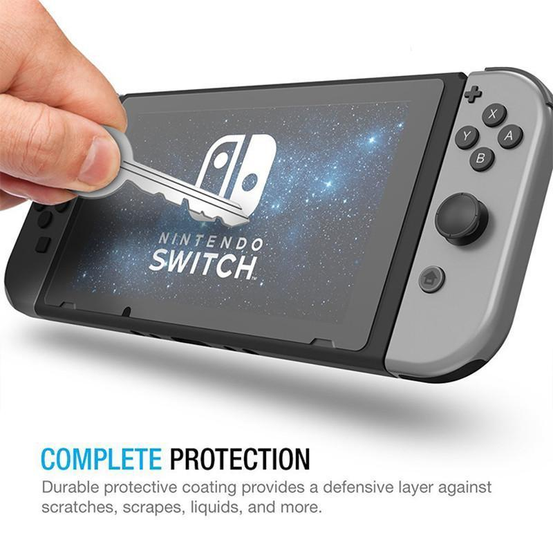 Película Protetora Vidro Temperado Glass Nintendo Switch