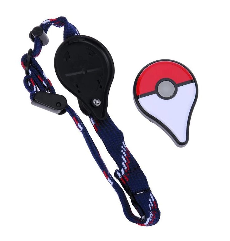 Pokémon Go Plus Pulseira Captura Automática Gira Pokestop