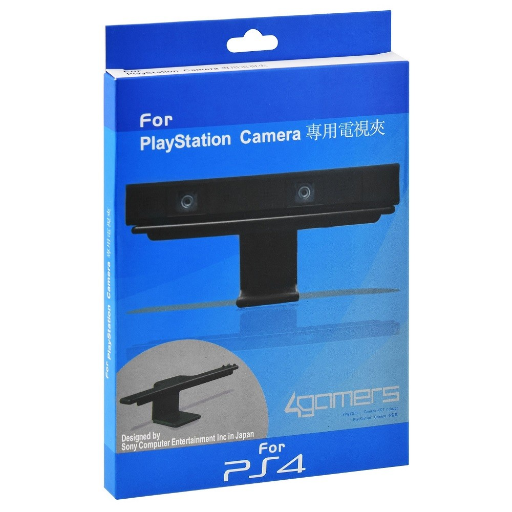Suporte de TV Eye Câmera Playstation 4 Sony PS4 Clip LED LCD