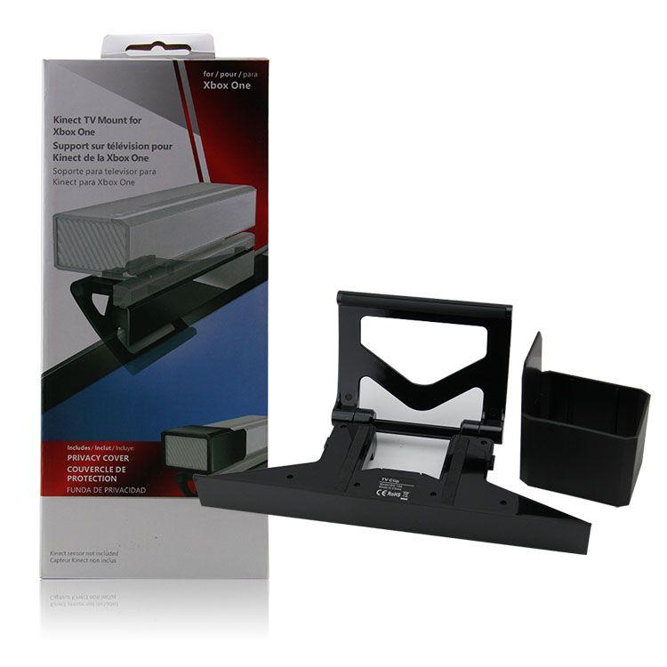 Suporte De TV Para Kinect 2.0 Xbox One Clipe + Capa Proteção