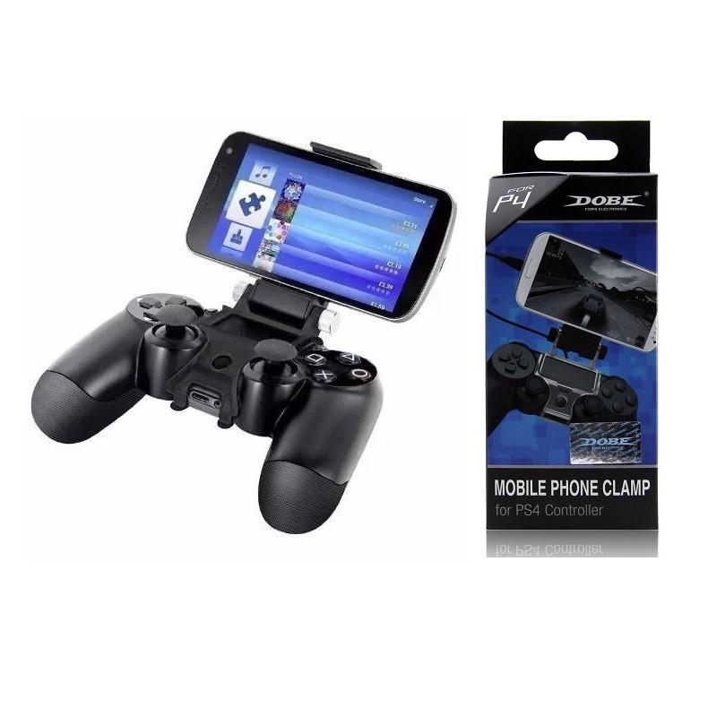 Suporte Universal Controle Ps4 Playstation 4 Dobe P/ Celular