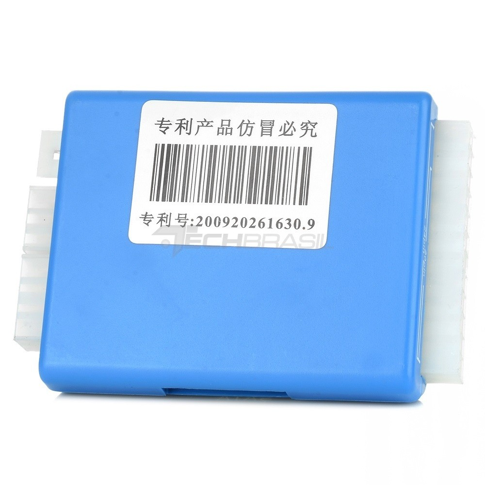 Testador Fonte Analógico Atx Sata Ide Teste PowerSupply Azul