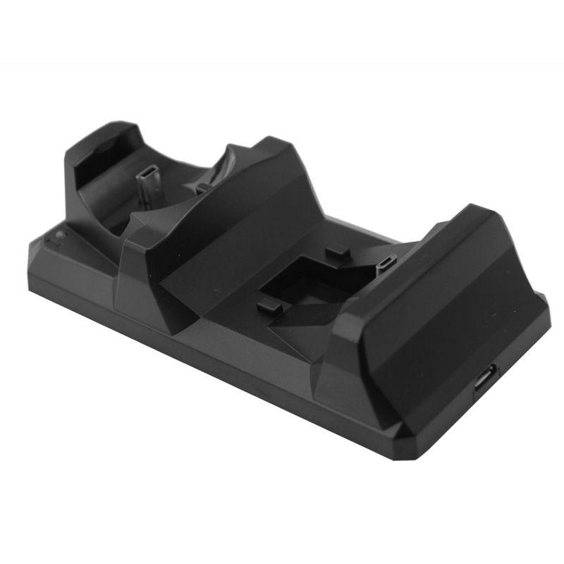 Torre Base Vertical Carregador Cooler PS4 Fat Slim Pro VR