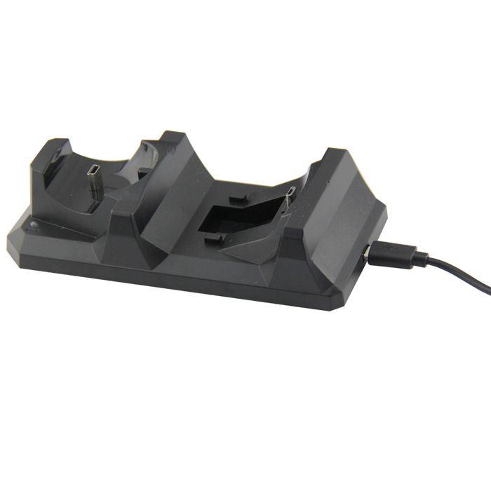 Torre Base Vertical Carregador USB Cooler PS4 Fat Slim Pro