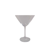TAÇA DE CRISTAL MARTINI 285ML
