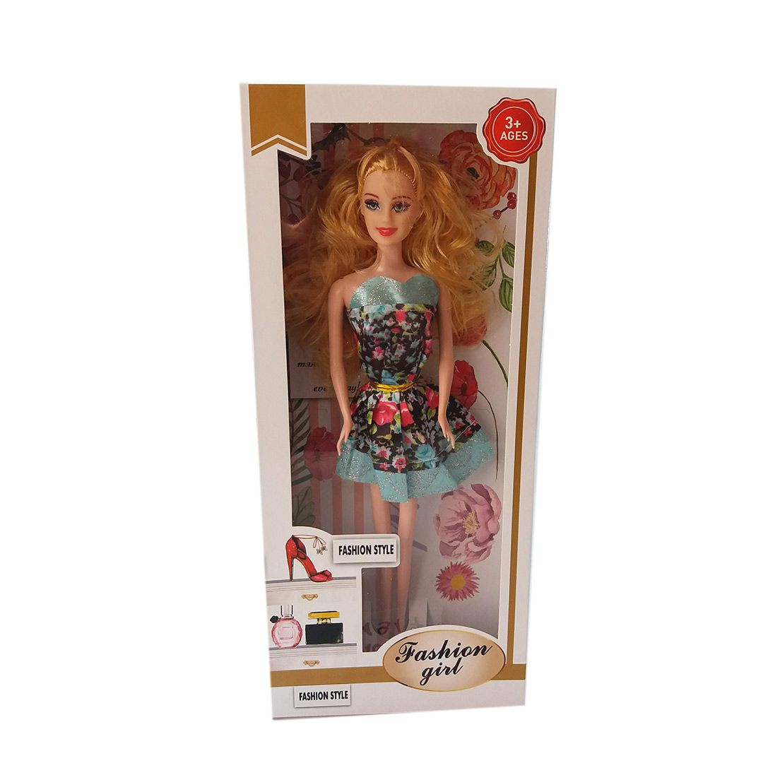 BONECA FASHION GIRL 28CM