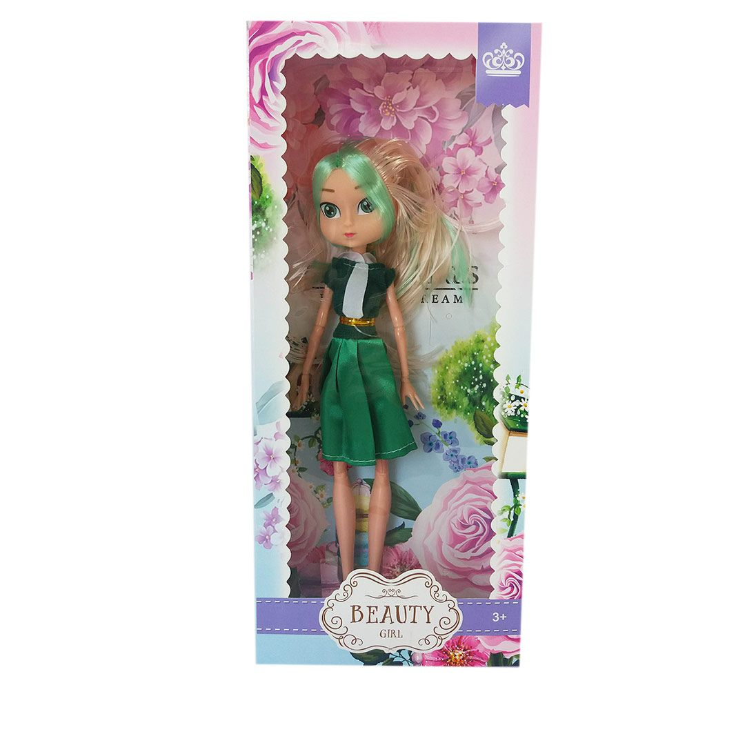 BONECA ARTICULADA BEAUTY GIRL