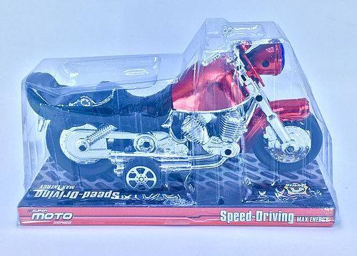 BRINQUEDO MOTO DE PLASTICO C/ MOTOR 7793