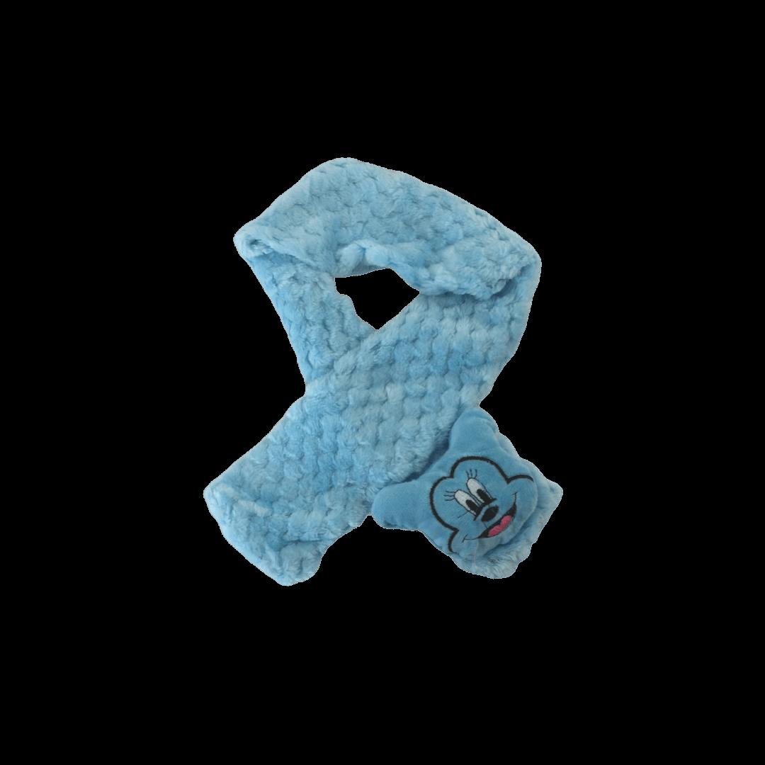 CACHECOL INFANTIL GATOS 76X8CM