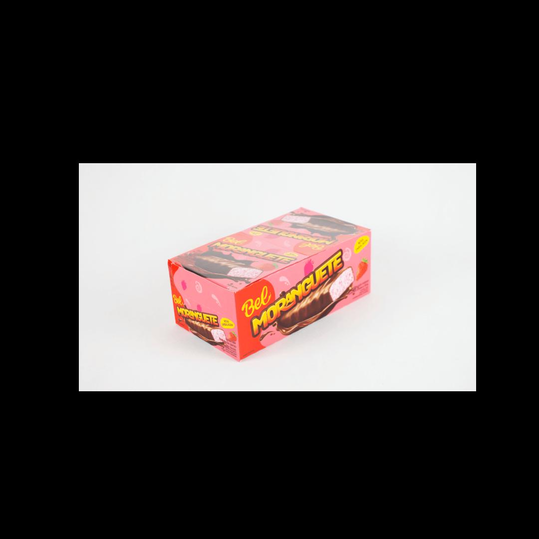 Caixa Bombom Moranguete Bel 468 g